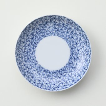 春秋文豆皿(外絵)