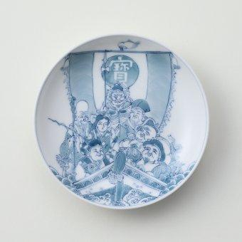 七福神豆皿