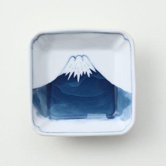 富士山豆皿