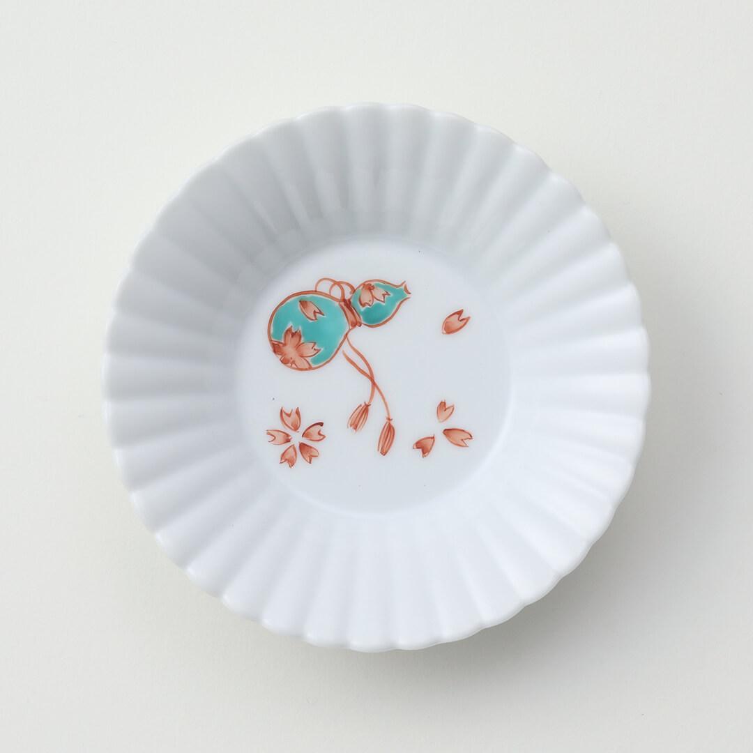 太白ひょうたん豆皿