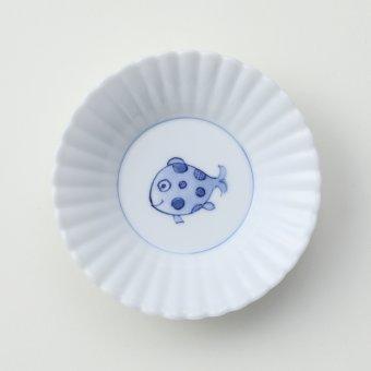 マンボウ豆皿