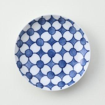 南蛮七宝豆皿(白)
