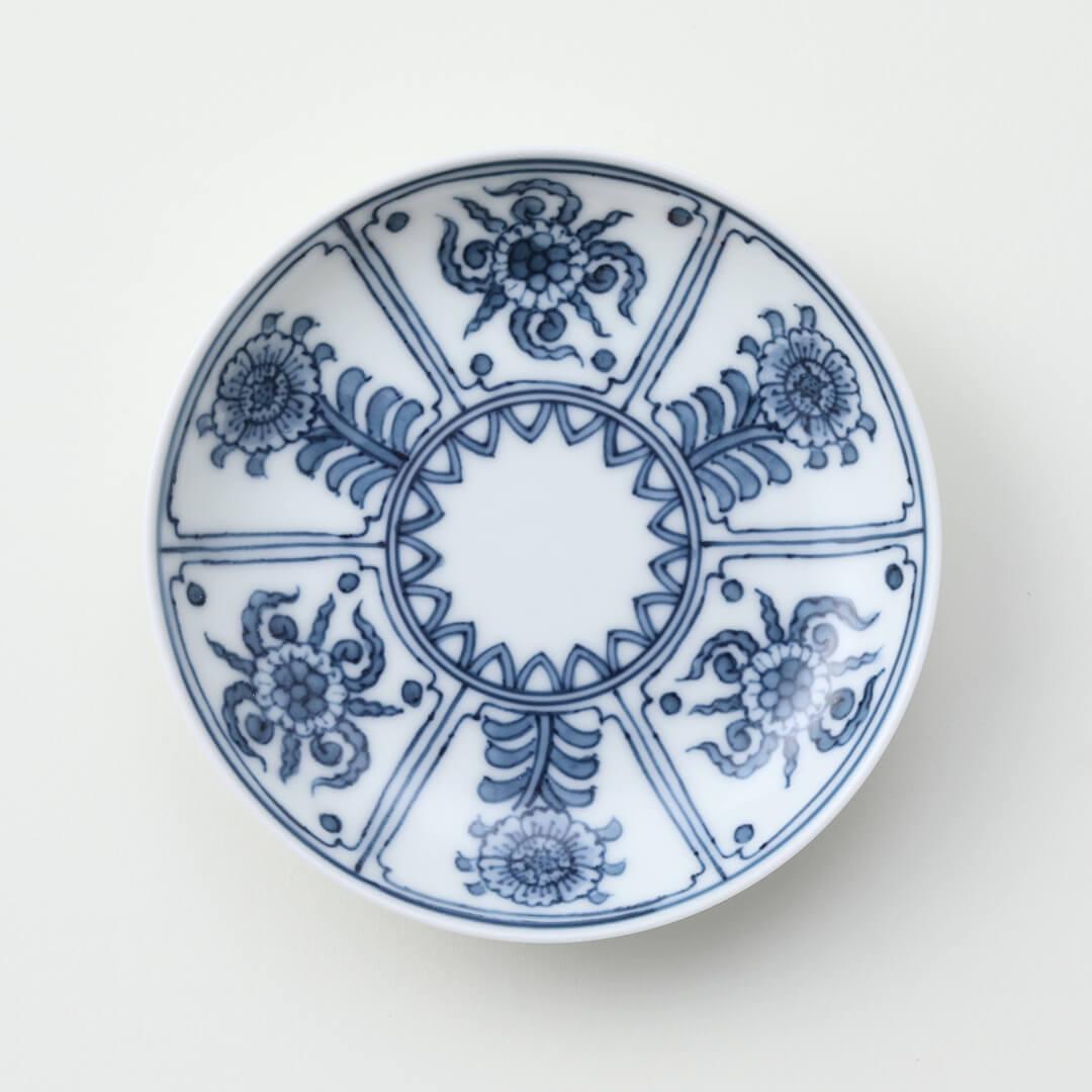 芙蓉手豆皿