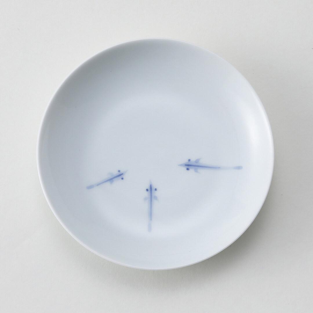 メダカシリーズ豆皿(3匹)