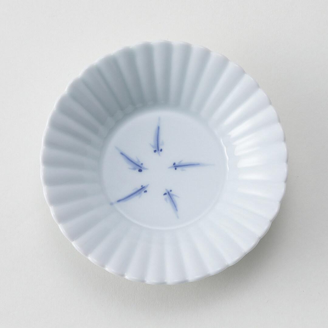 メダカシリーズ(5匹)豆皿