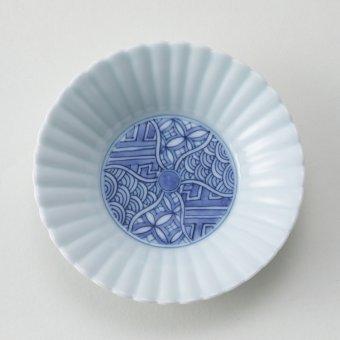 祥瑞絵豆皿