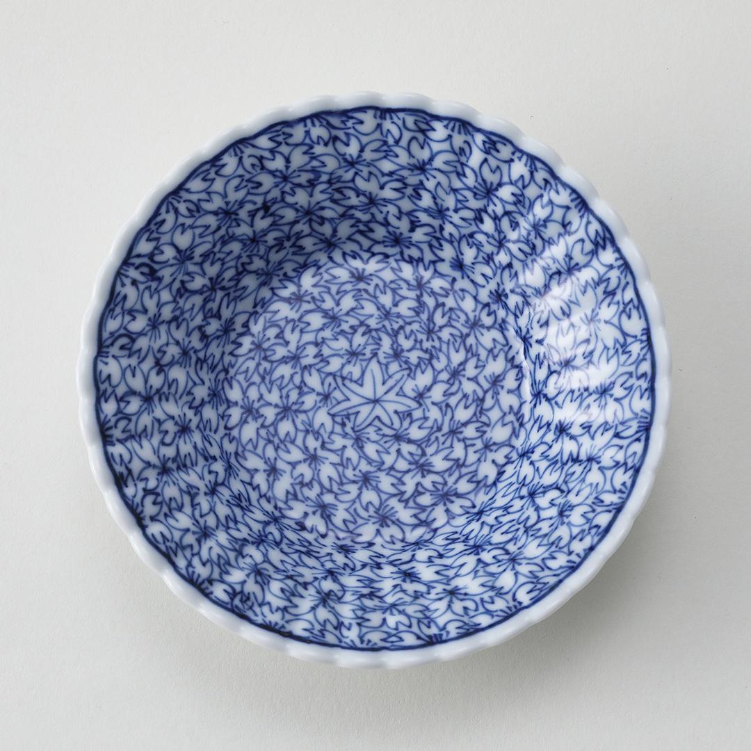春秋文豆皿