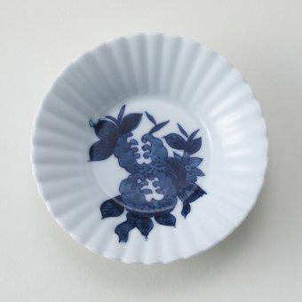 石榴文豆皿