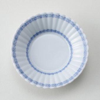 七宝文豆皿(二重)