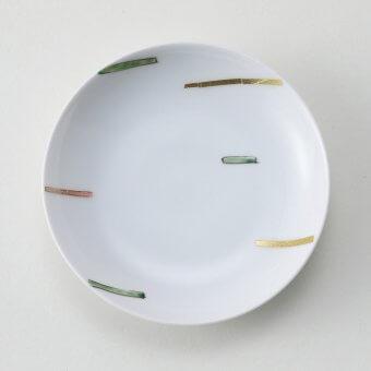 切金絵豆皿