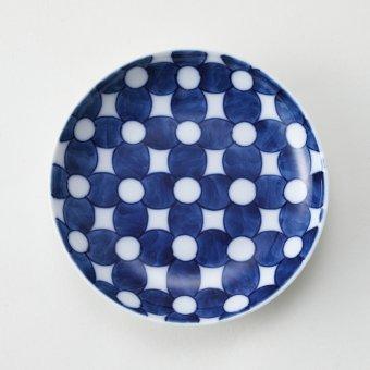 南蛮七宝豆皿